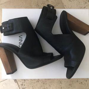 Vince Addie heels